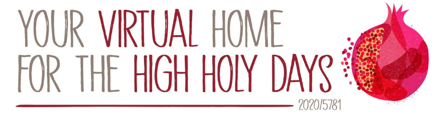 Home for the HOLY DAYS 2020