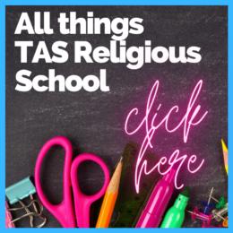 All things TAS Religious School