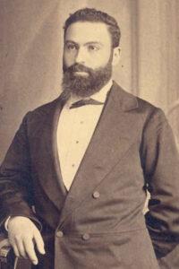 1877 Edmund Scheuer