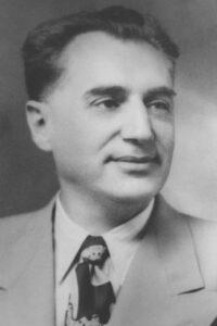 1941-1944 Dr. Nicholas Sole