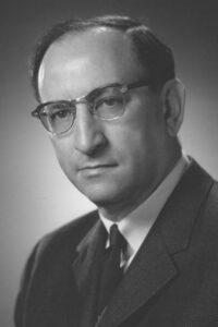 1963-1965 Saul H. Cohen