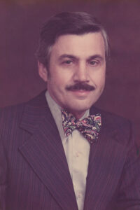 1974-1976 Harry Hotz