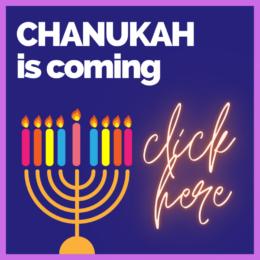 All things CHANUKAH